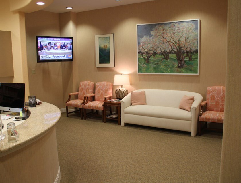 Reception Area